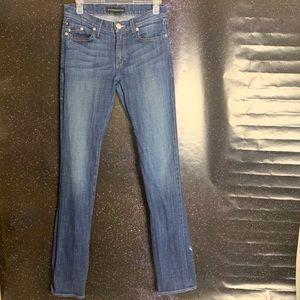 Rock & Republic- Dark Wash Straight Leg Jeans 28